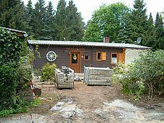 Ferienhaus zu Baubeginn