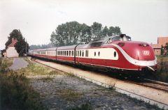 Trans-Europa-Express in Poitzen