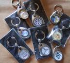 Schlüsselanhänger mit Einkaufswagenchip