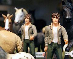 Spielfiguren aus Kunststoff